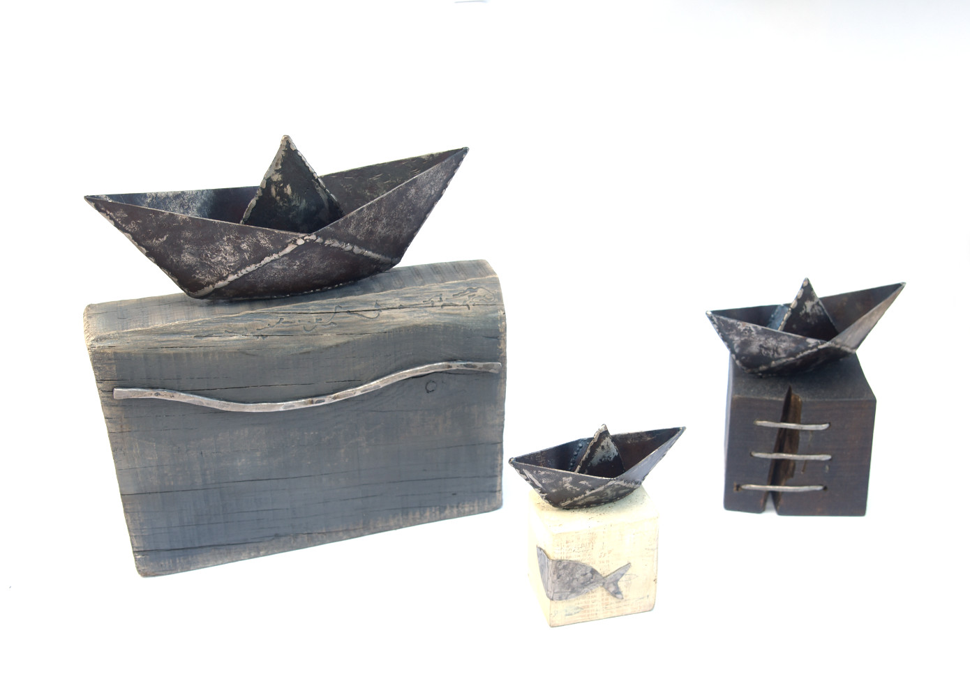 Steel Origami
