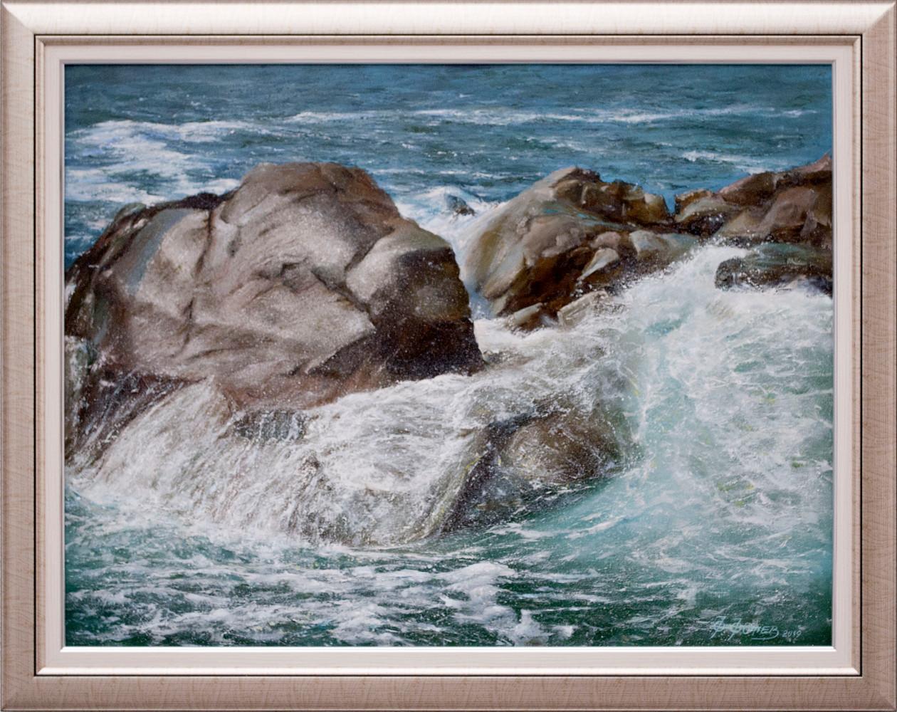 Брегът и морето