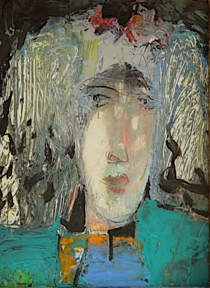 Портрет на К