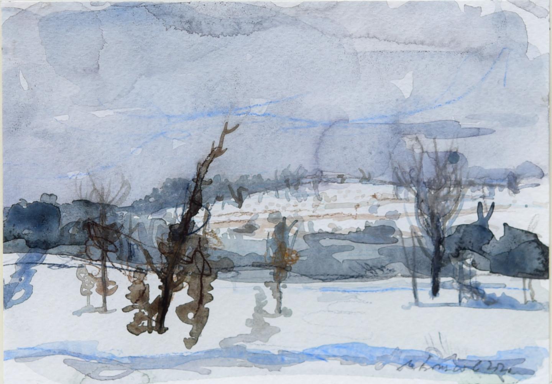 Предбалкан - зима
