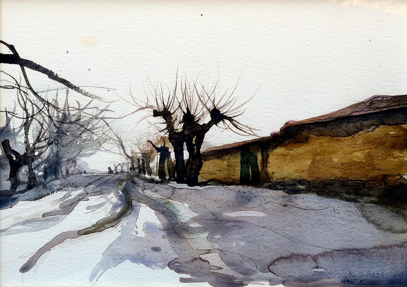 Улица в Ресен