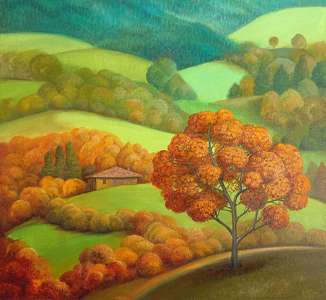 Родопски пейзаж II