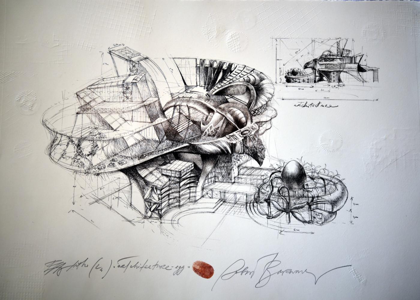 ArTchitecture - Еgg