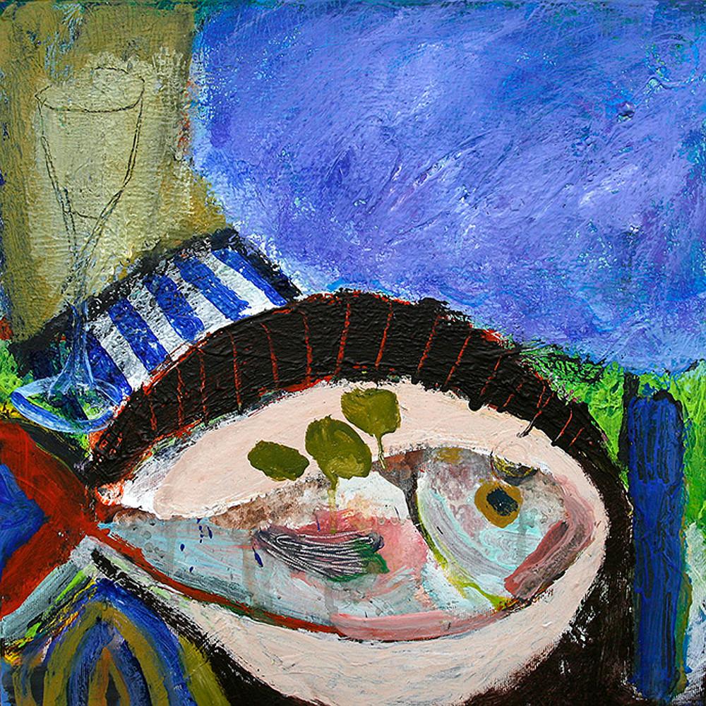 Вечеря и море