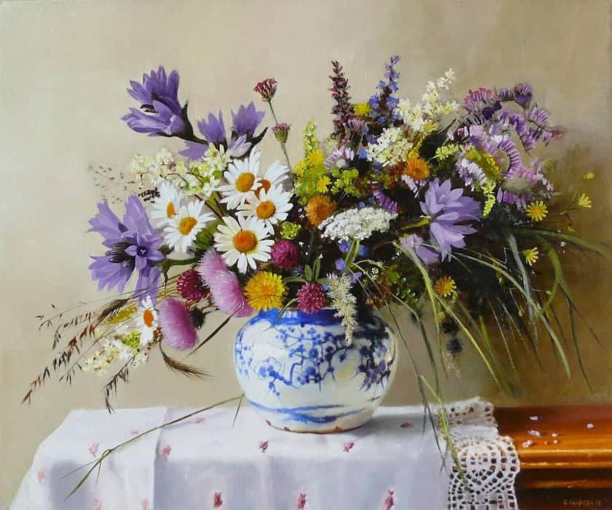 Диви цветя