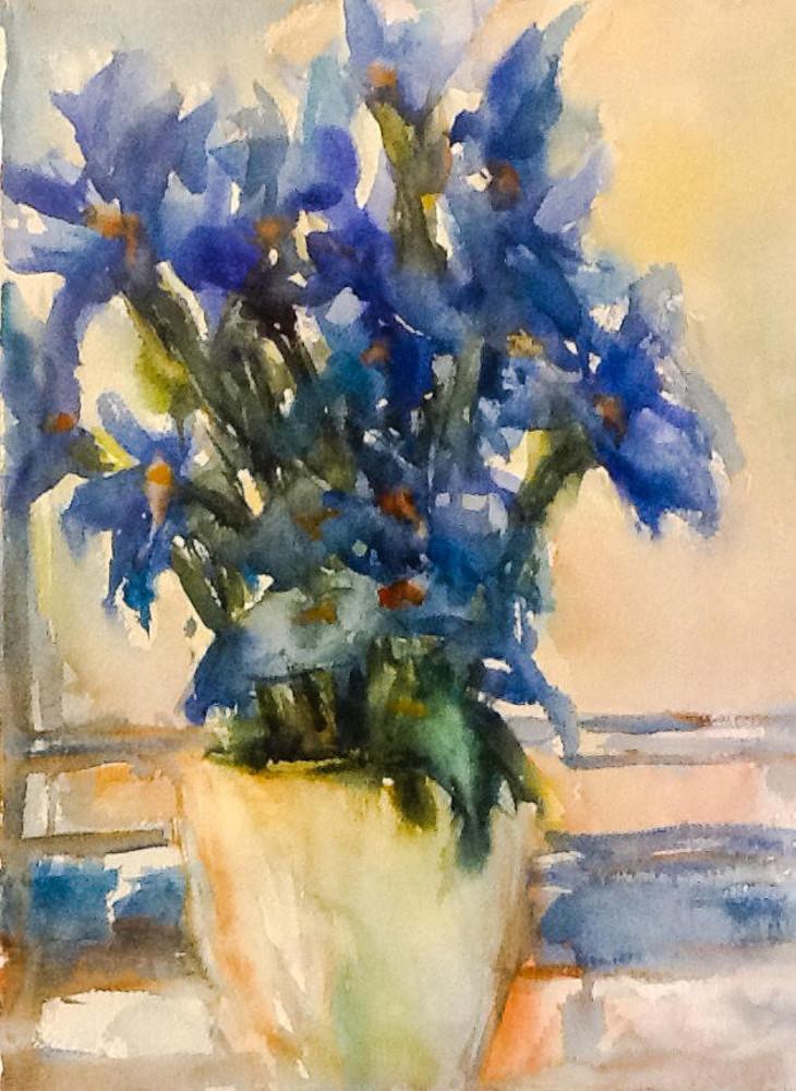 Синя пролет