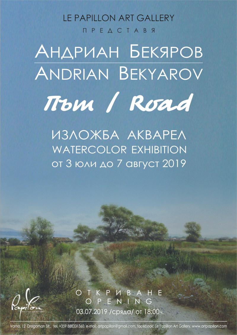 Андриан Бекяров - Някъде по пътя...