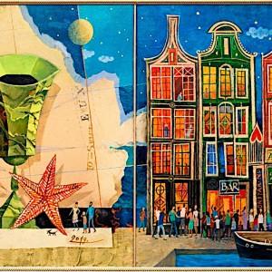 Амстердамски пейзаж II