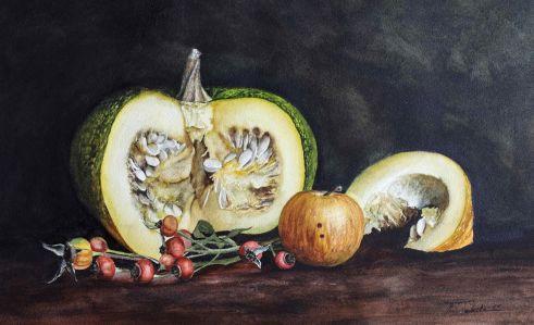 Краят на есента
