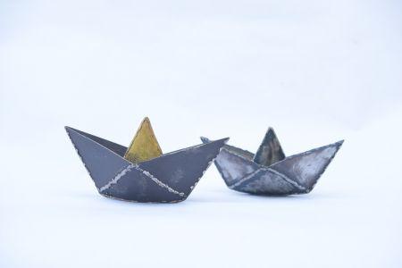 С оригами по вълните