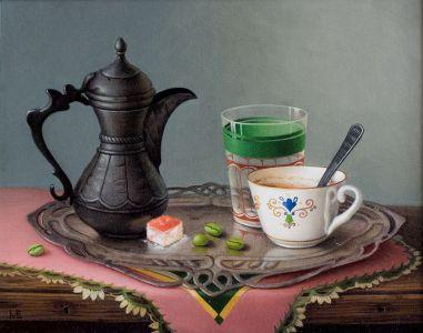 Кафе с локум