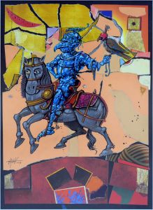 Синият рицар