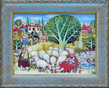 Village I, Shepherd