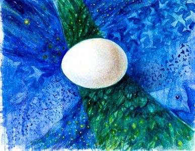 Кослмическото яйце