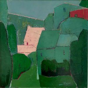 Зелен пейзаж