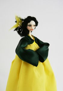Принцеса Лимонова капчица