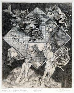 Легенда II, Изчезваща цивилизация