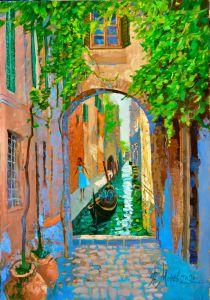 Синя Венеция
