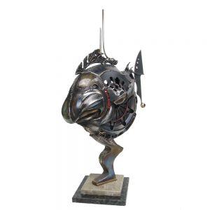 Techno fish