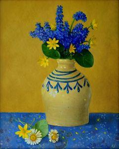 Пролетно синьо