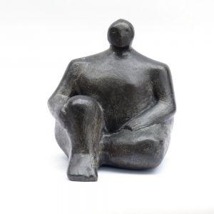 Sitting figure
