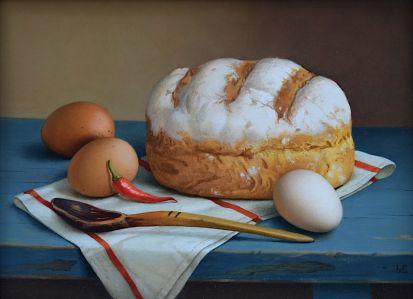 Хляб насъщен