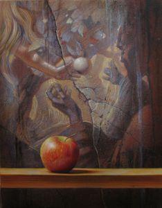 История с ябълка