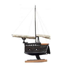 The merry sailboat