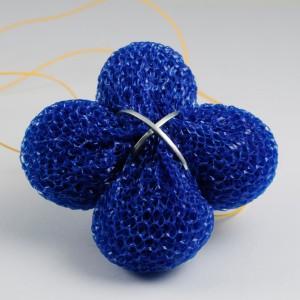 Sponge, синьо