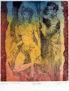 Conversation with Egon Schiele